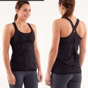 Lululemon My Heart Races Tank